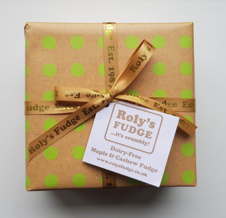 Roly's Vegan Fudge
